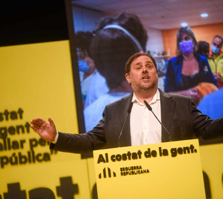 """Junqueras dice que el indulto es un triunfo que """"demuestra la debilidad del Estado"""""""