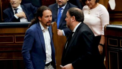 Iglesias no pactará un gobierno en Cataluña que incluya a Junts