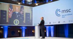 """Joe Biden: """"La democracia en EEUU y en Europa está en peligro"""""""