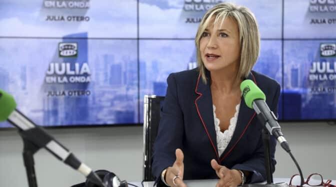 """Julia Otero anuncia que tiene cáncer y que dejará Onda Cero """"unos meses"""""""