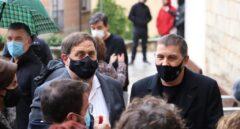 """Otegi respalda a Junqueras para oponerse a """"Illa con el tentáculo de Vox"""""""
