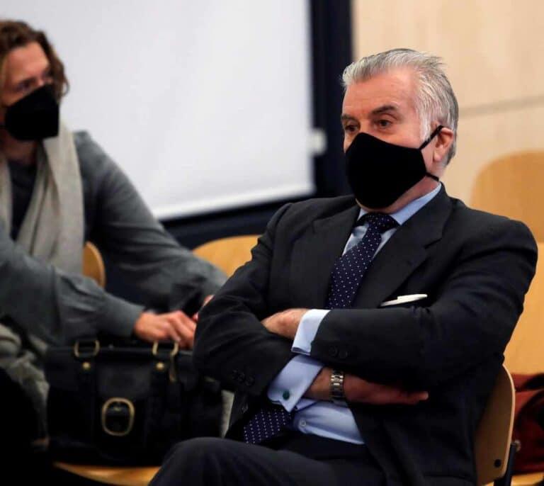 """Bárcenas dijo al juez que con el PP sufrió un """"calvario"""" en la cárcel pero ahora vive """"como en un edén"""""""