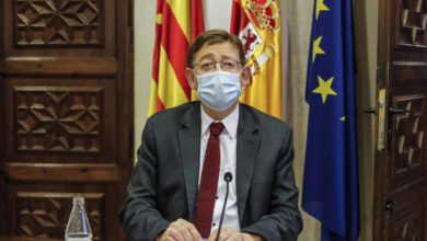 La Comunidad Valenciana prorroga las restricciones hasta el 1 marzo