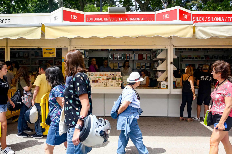 La Feria del Libro de Madrid se celebrará entre el 10 y el 26 de septiembre
