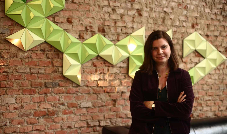 Elena Pita, directora de la Fundación Biodiversidad