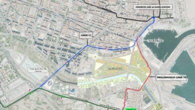 La nueva línea de tranvía en Valencia discurrirá desde la Ciudad de las Ciencias hasta la Marina