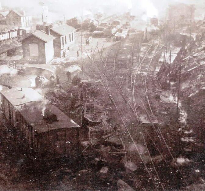 'La vida en un minuto', una novela sobre el accidente de tren más trágico de España