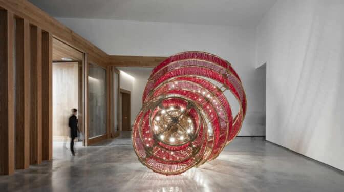 El arte contemporáneo de la colección Helga de Alvear, nuevo patrimonio cultural de Cáceres