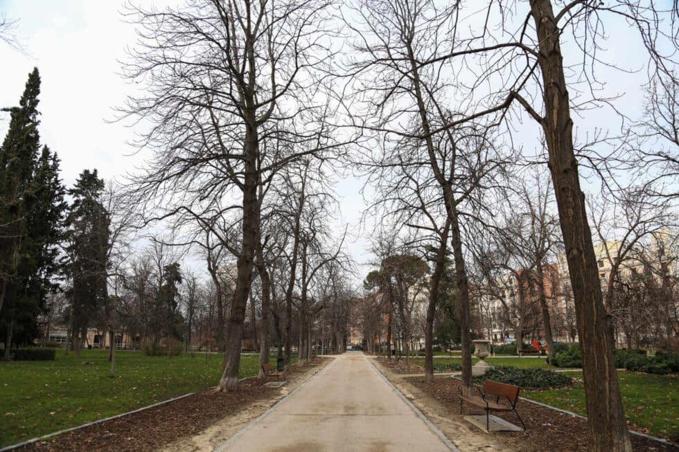 Madrid reabre dos accesos de El Retiro y la Casa de Campo de forma parcial