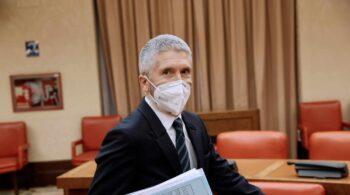 Vox se querella contra Marlaska en el Supremo tras la anulación del cese de Pérez de los Cobos