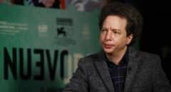 El director mexicano Michel Franco