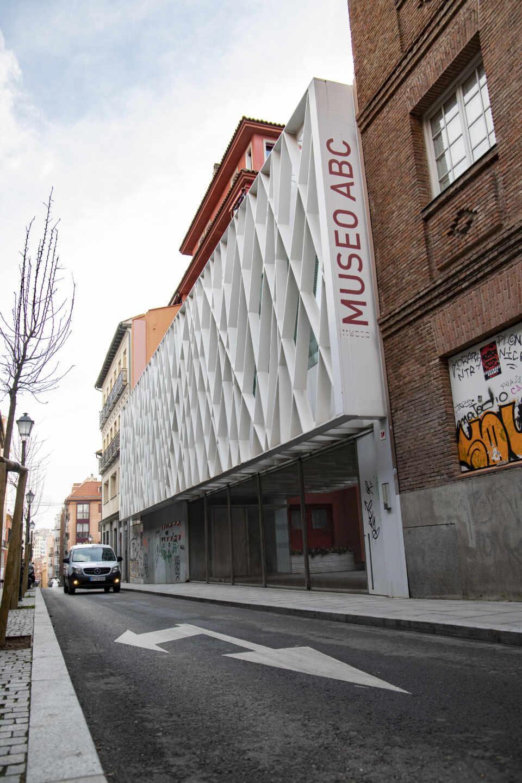 El Museo ABC de la Ilustración, en la calle Amaniel, tampoco ha aguantado la crisis del covid-19