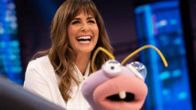 Nuria Roca triunfa como presentadora de 'El Hormiguero' y roza los tres millones de espectadores