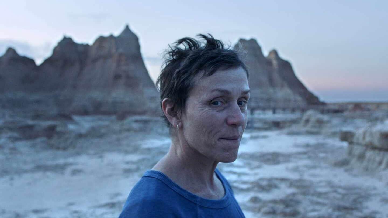 Chloé Zhao hace historia con 'Nomadland'