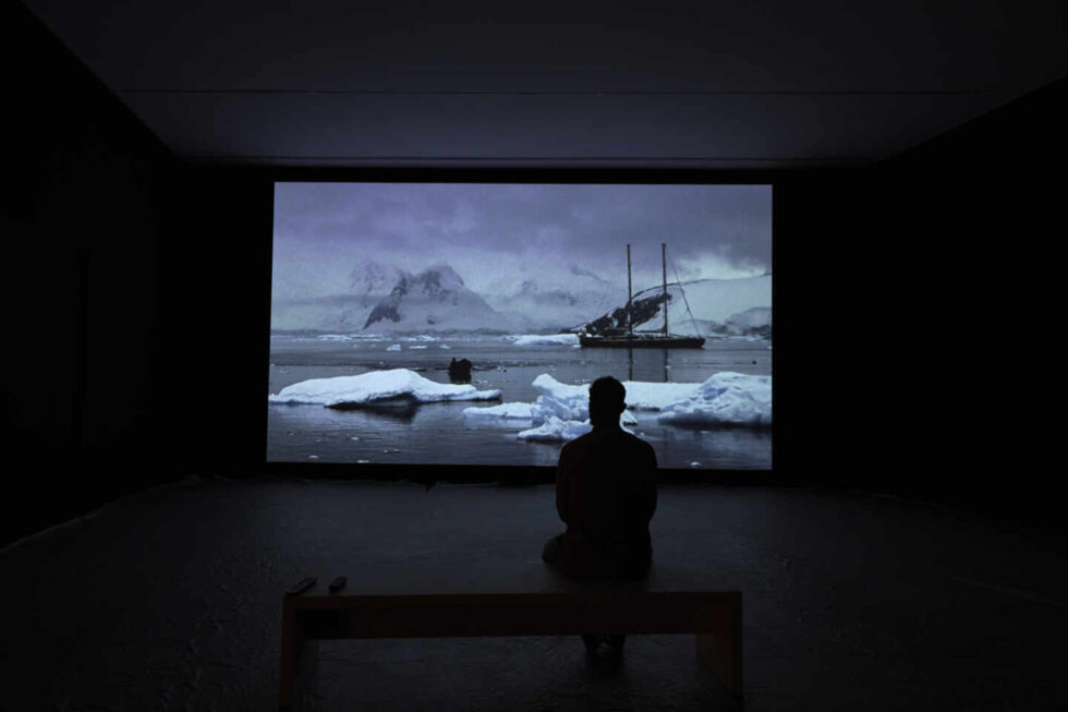 A Journey that Wasn´t (2005) Pierre Huyghe