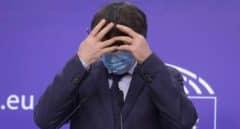 """Puigdemont recurrirá el levantamiento de su inmunidad: """"Seguiremos siendo eurodiputados"""""""