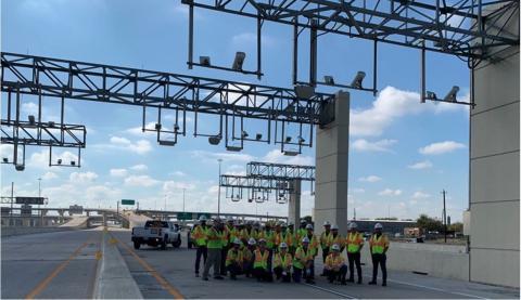 SICE finaliza con éxito la implantación del peaje Multi Lane Free-Flow en la autopista SH 288 en Houston