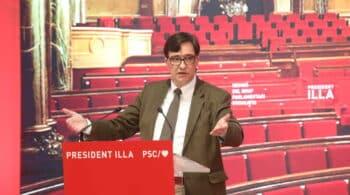 El PSC contraataca y propone a Eva Granados como presidenta del Parlament
