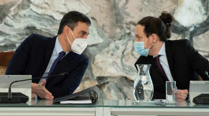 """Iglesias: """"Los que tensionan la coalición son los que traicionan la palabra dada"""""""