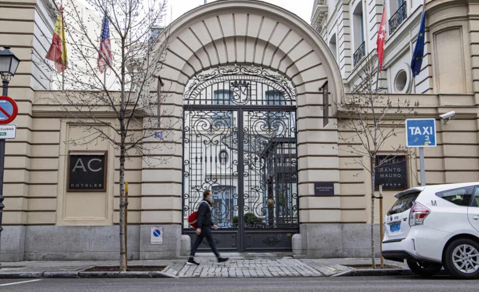 El Santo Mauro, uno de los hoteles más codiciados, sigue cerrado hasta nueva orden