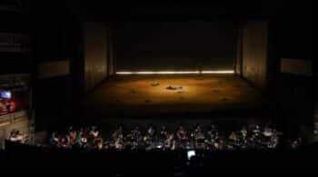 El Teatro Real doblega a la pandemia con Wagner y músicos hasta en los palcos