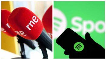 Spotify y RNE firman un acuerdo para escuchar más de 350 programas en la plataforma