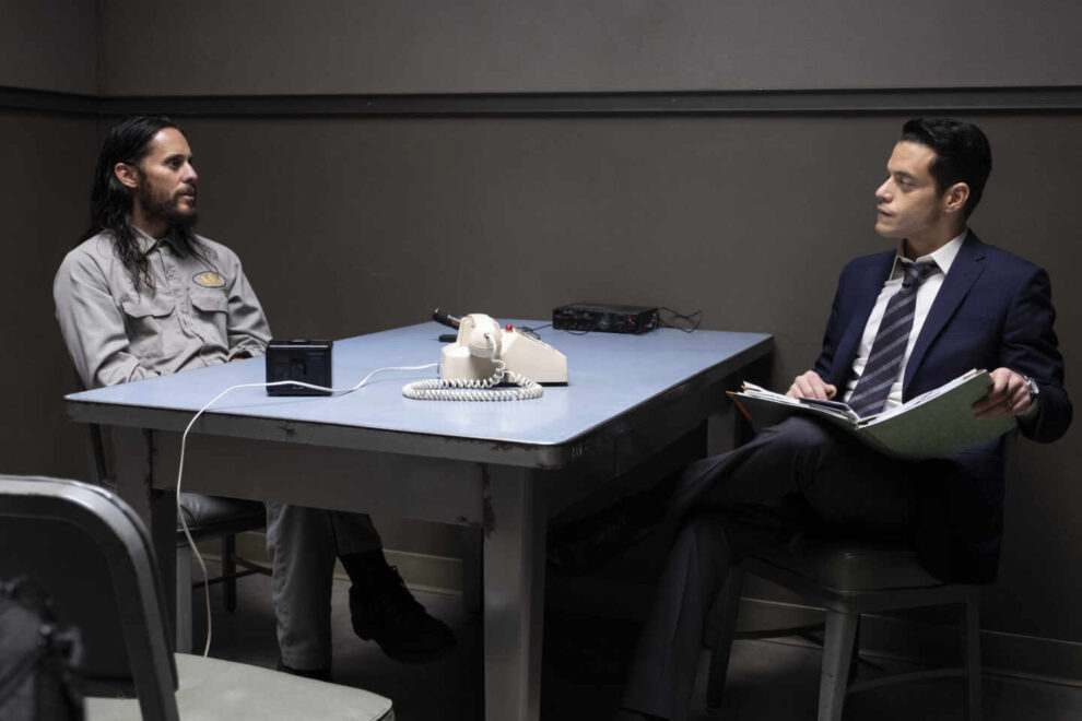 Jared Leto y Rami Malek en 'Pequeños detalles'