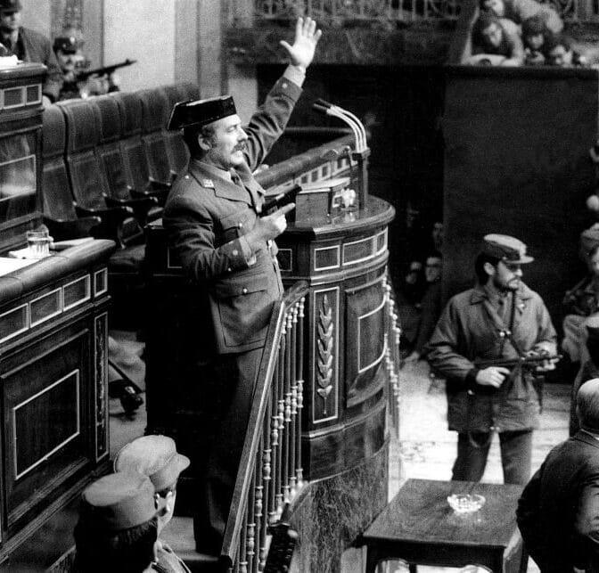El día que tembló la democracia