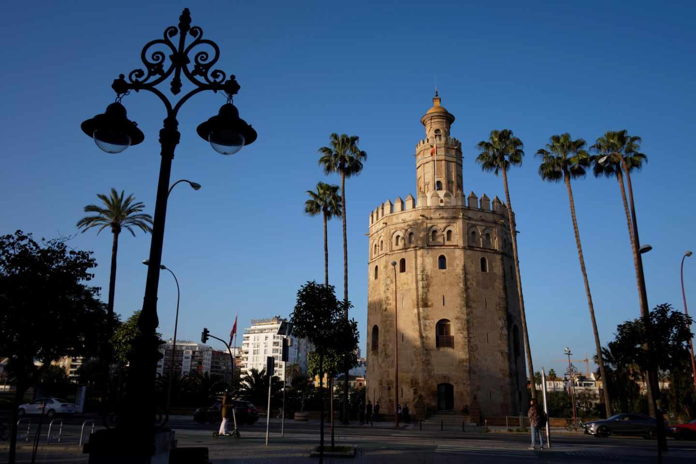 La Torre del Oro de Sevilla cumple 800 años.