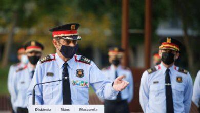 Reunión de urgencia de Trapero y 200 mandos para cerrar filas en defensa de los Mossos
