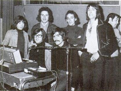 Grupo de rock Triana.