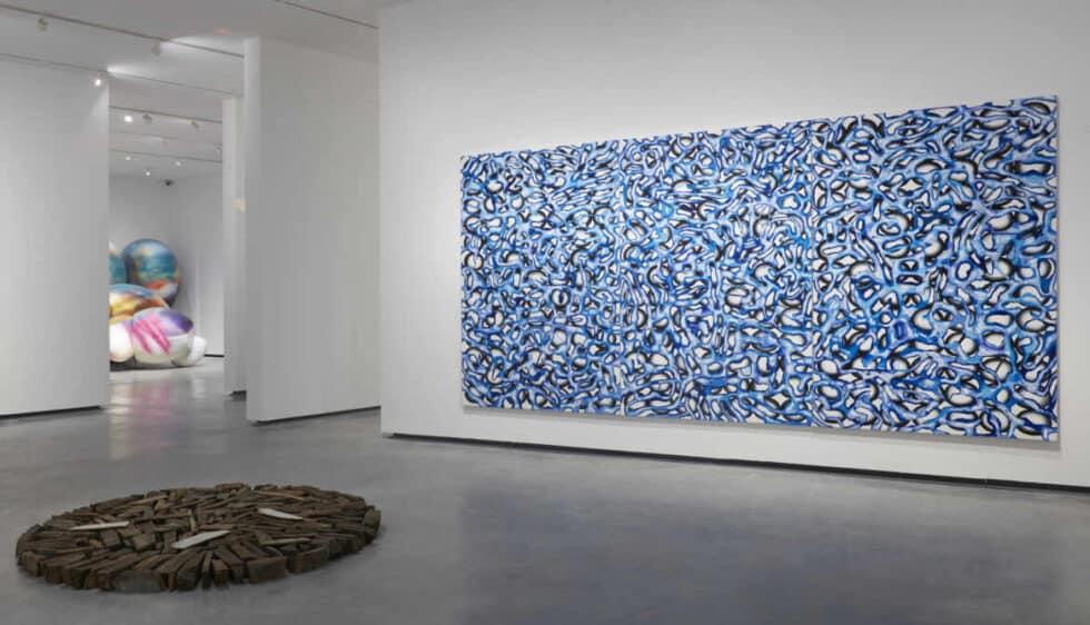 Blancanieves y el Pollock feroz (1996) Luis Gordillo.