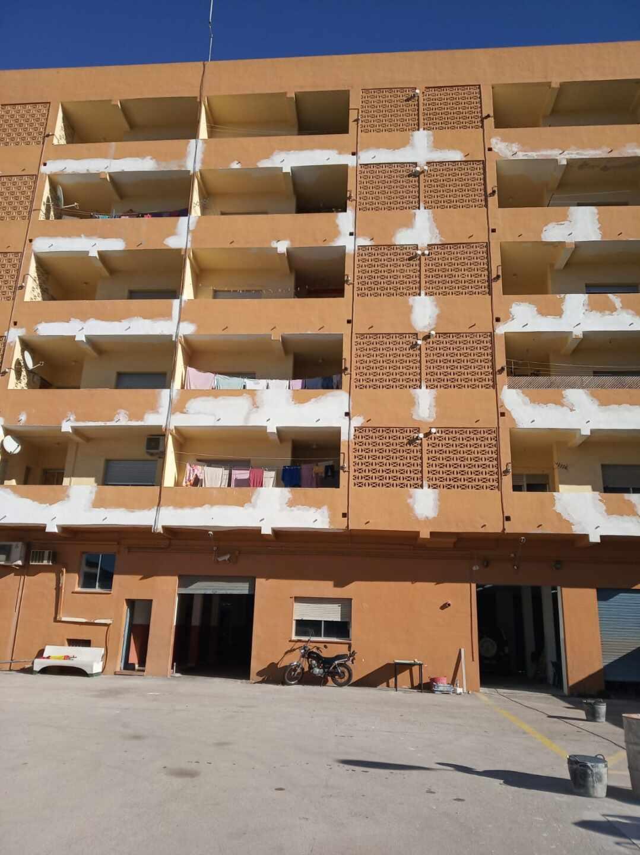 Viviendas de la Guardia Civil en Alicante.