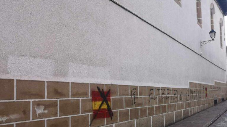 Cuartel de la Guardia Civil en Hera (Bizkaia)