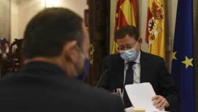 """Ximo Puig descarta flexibilizar las restricciones en Valencia: """"No lo veo"""""""