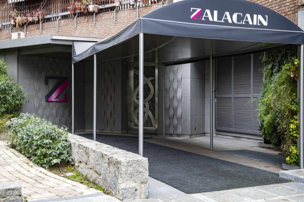 El mítico Zalacaín, el primer restaurante español que consiguió tres estrellas Michelín
