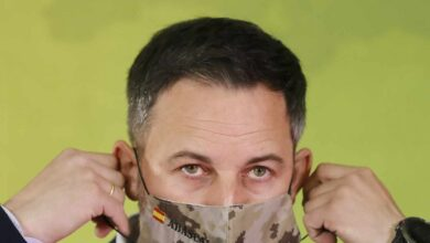 Abascal avisa a Casado: habrá sorpasso de Vox en toda España