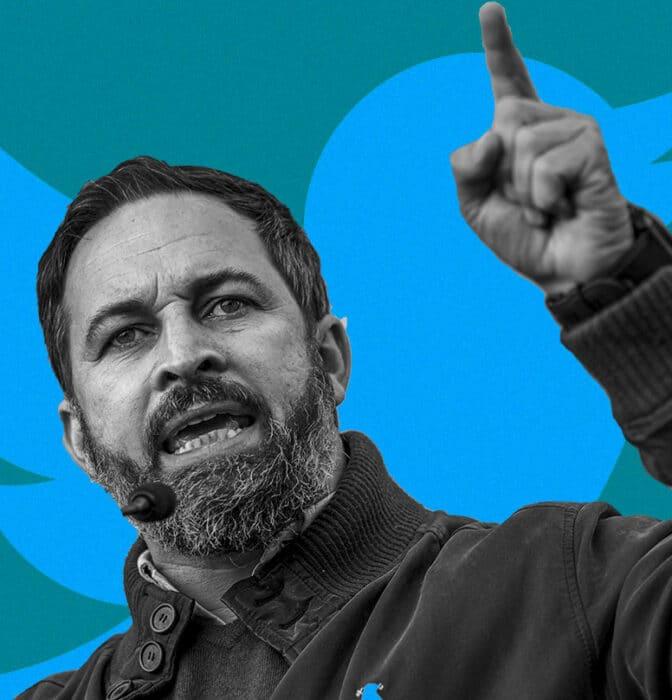 Abascal vs. Twitter: ¿Persecución ideológica o justicia equitativa?
