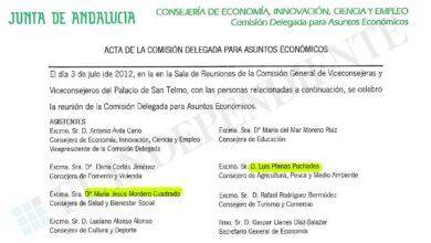 El acta del préstamo a Isofotón que reclama la Fiscalía e incluye a dos ministros de Sánchez