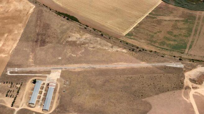Aeródromo Algodor (Toledo)