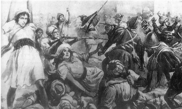 Hallan un documento inédito sobre la guerra de las Alpujarras