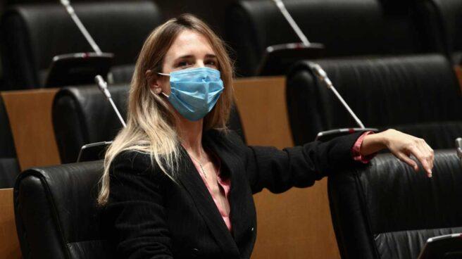 La ex portavoz del PP en el Congreso, Cayetana Álvarez de Toledo.