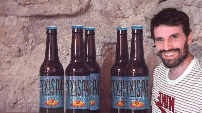 Txispa: la cerveza solidaria eclipsada por la gran multinacional