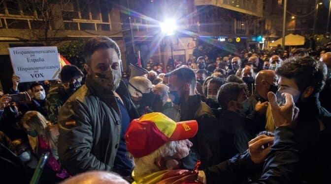 La Generalitat responsabiliza a Vox de los ataques y le acusa de no obedecer a los Mossos