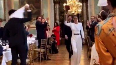 ¿Quién es quién en la polémica boda del Casino de Madrid?