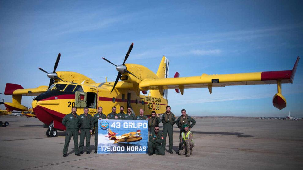 43 Grupo de Fuerzas Aéreas del Ejército del Aire