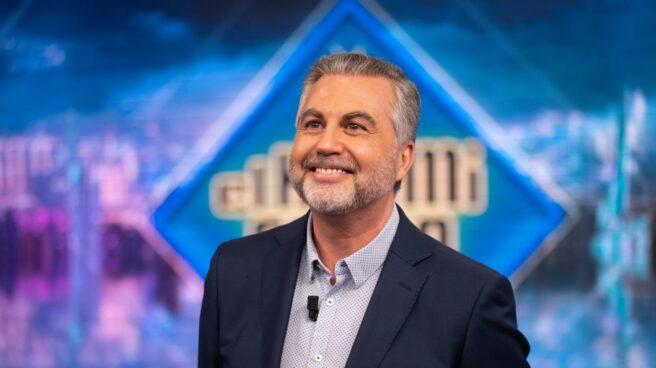 El periodista Carlos Alsina en 'El Hormiguero'.