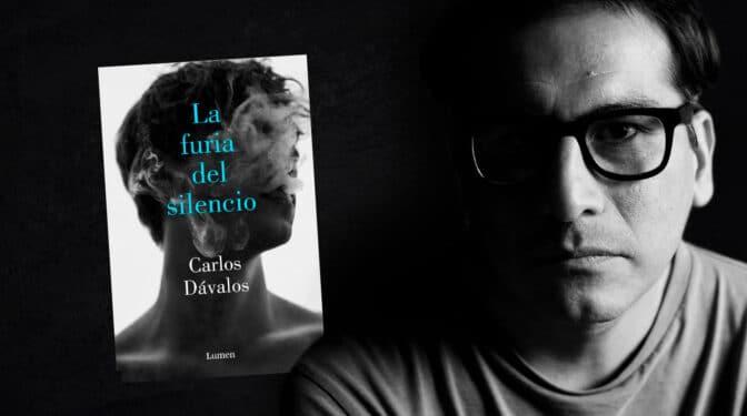 """Carlos Dávalos: """"Lo mejor que le pudo pasar a Vargas Llosa fue no ser presidente"""""""