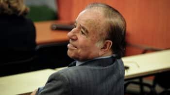 Muere el expresidente argentino Carlos Menem a los 90 años