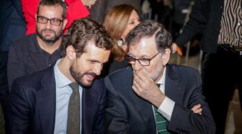 """Dirigentes del PP cuestionan a Casado por distanciarse de Rajoy: """"Fue una etapa de éxito"""""""